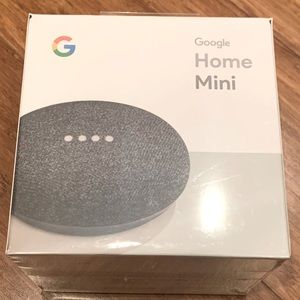 Google Home Mini - gray